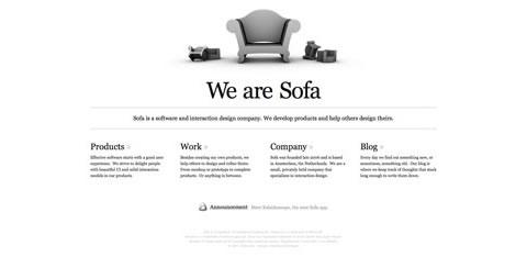 Inspiring Examples of Minimalism in Web Design