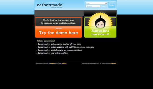 carbonmade 2006