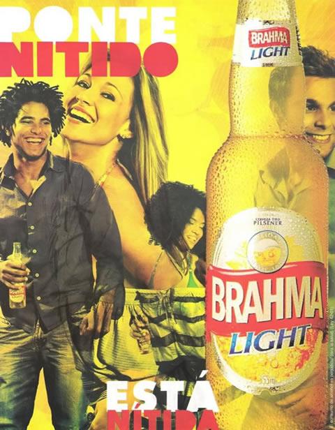 Cool Beer Ads #2 - Brahma