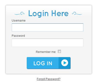 Login/Sign in Post Image