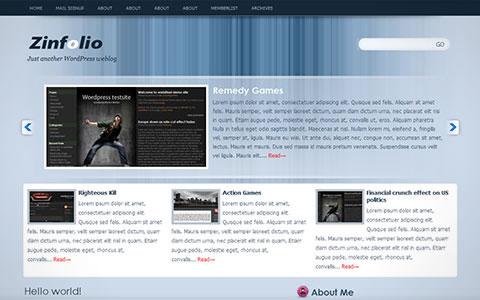 45+ Excellent Fresh Free WordPress Themes Around
