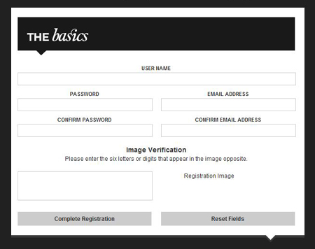 Registration Page Post Image