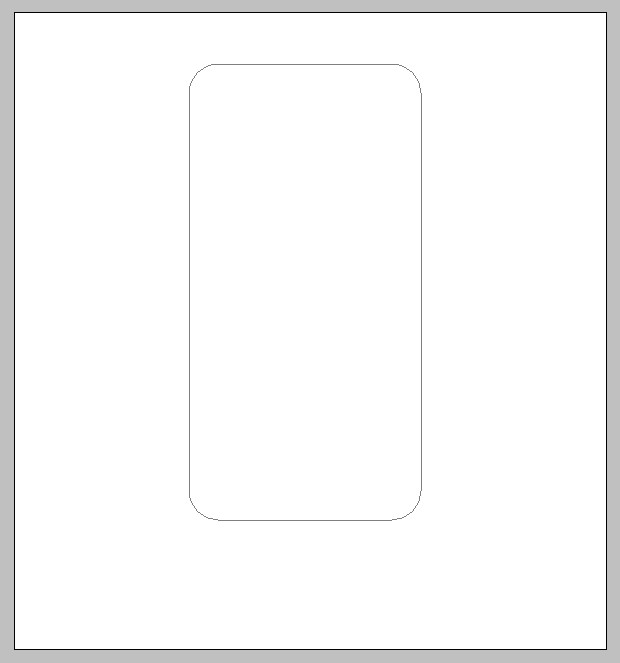 2020 Other | Images: Rounded Rectangle Outline Photoshop