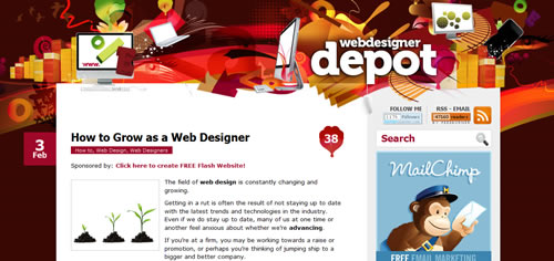 Web Design Reading