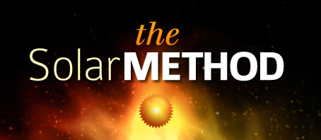 The Solar Method (of building websites)