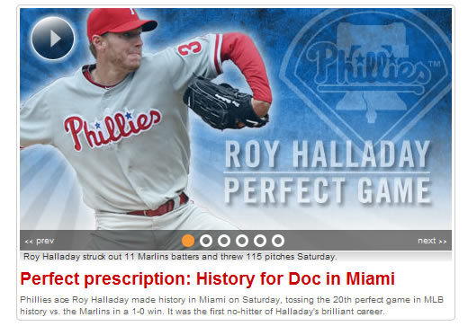 Recreating the MLB.com Content Switcher with jQuery and CSS3