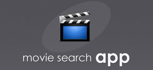 A Simple Movie Search App w/ jQuery UI