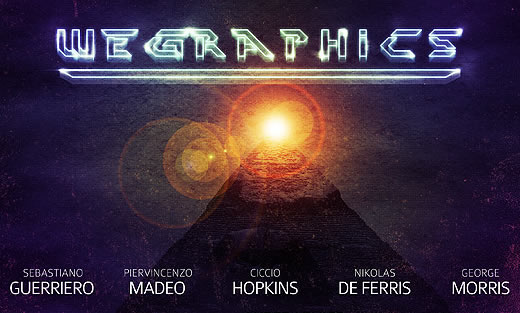 Create a Retro Sci-Fi Movie Poster in Photoshop