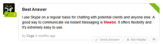 What is your instant messaging client of choice?
