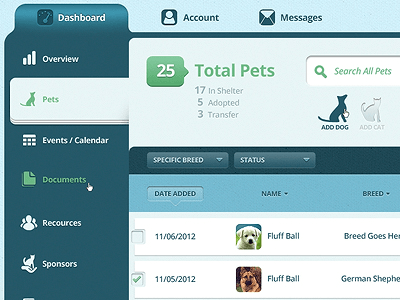 38-pets-management-admin-list-website-ui