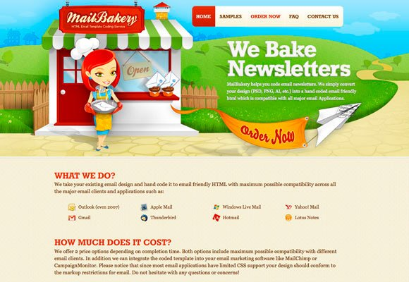 mail-bakery