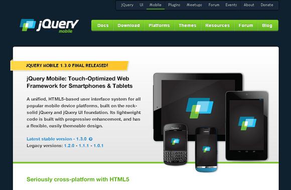 jquery-mobile