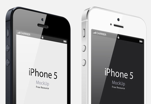 Iphone-5-psd-mock-ups