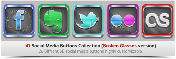3d_social_media_buttons_collection_by_khaledzz9-d5asryw