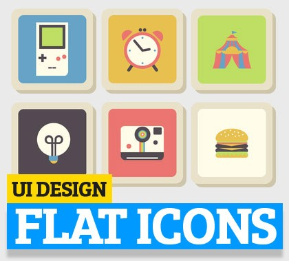 Flat-Icons-For-UI-Design