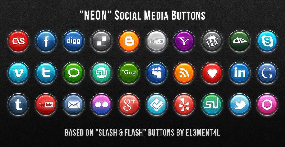 neon_social_media_buttons_by_simekonelove-d2vvx1s