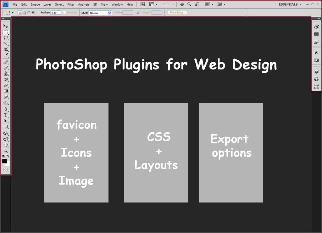 web-design-with-photoshop-plugins