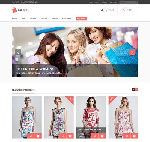 Popshop-Retail-Shopping-eCommerce-PSD