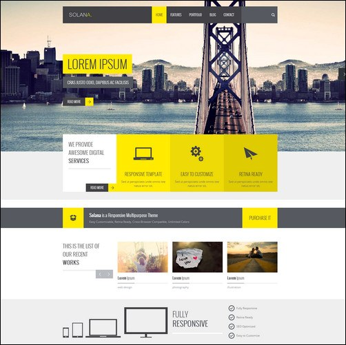 Solana-Responsive-HTML5-Template