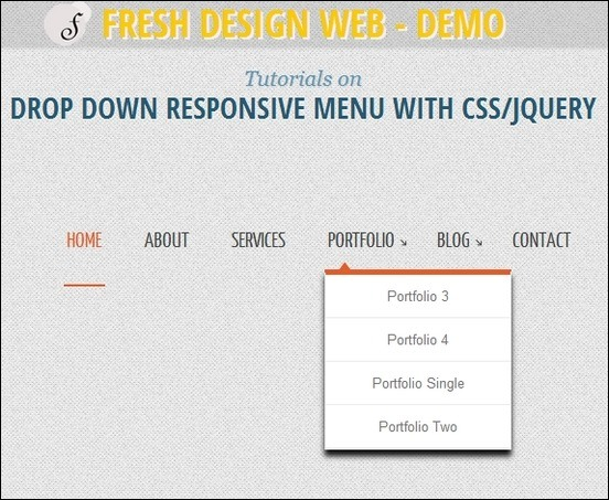 Drop-Down-Responsive-Menu-With-CSS3-jQuery