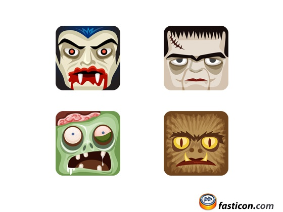 classic-monsters-icons