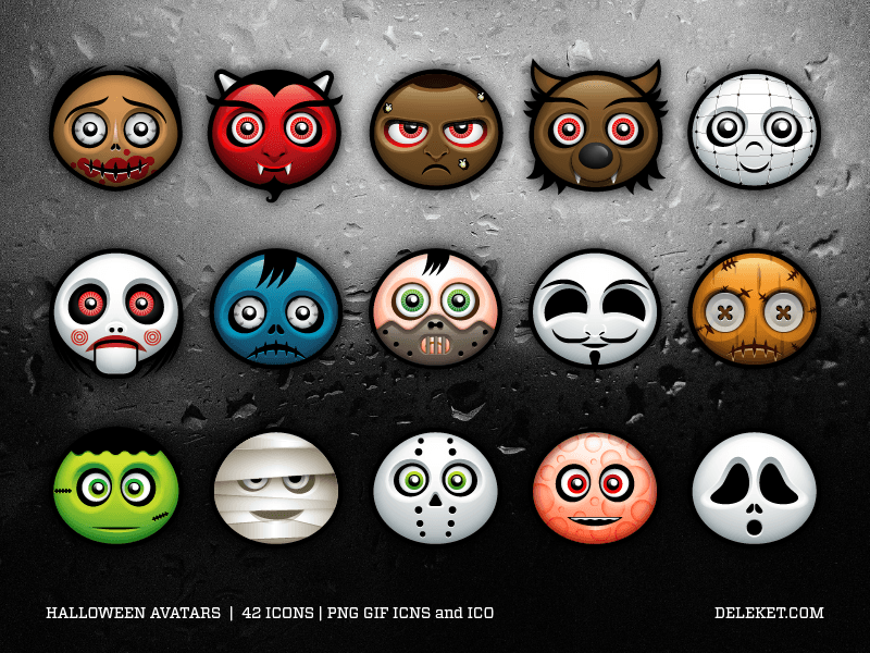halloween_avatars_by_deleket-d13v33i
