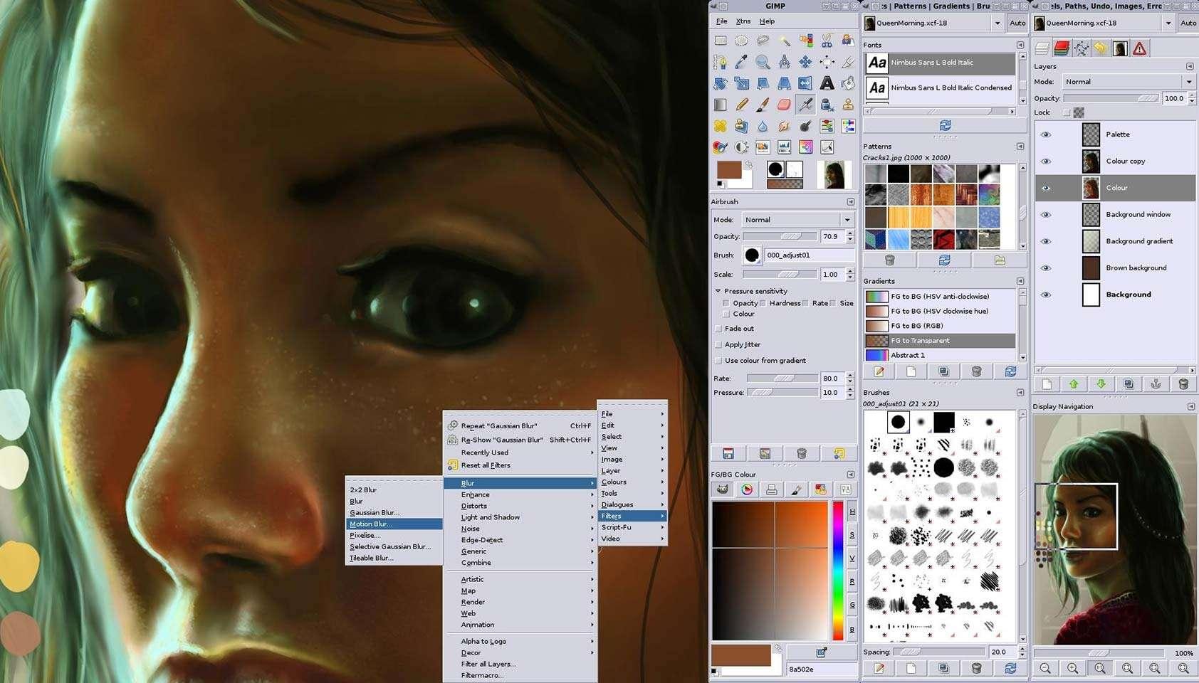 Как из фото сделать рисунок приложение