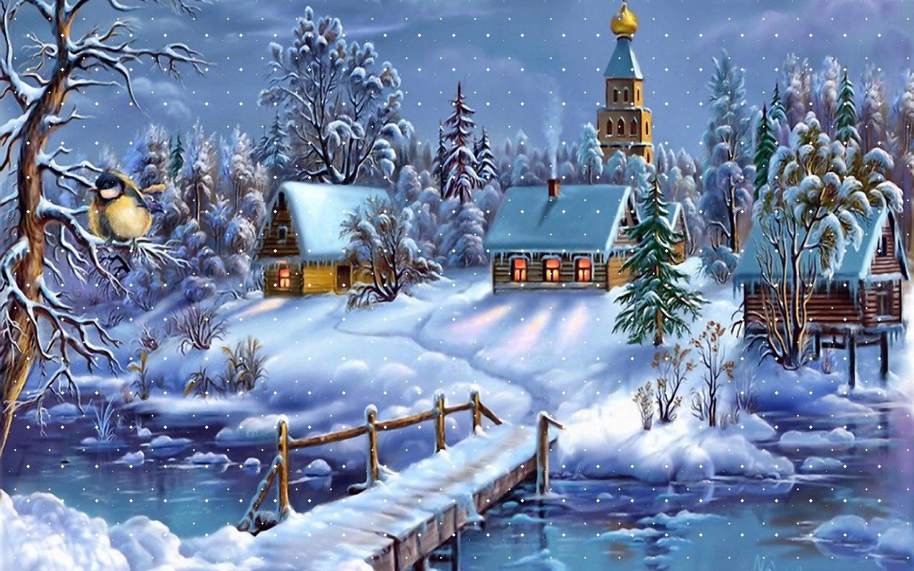 winter wallpapers  Winter